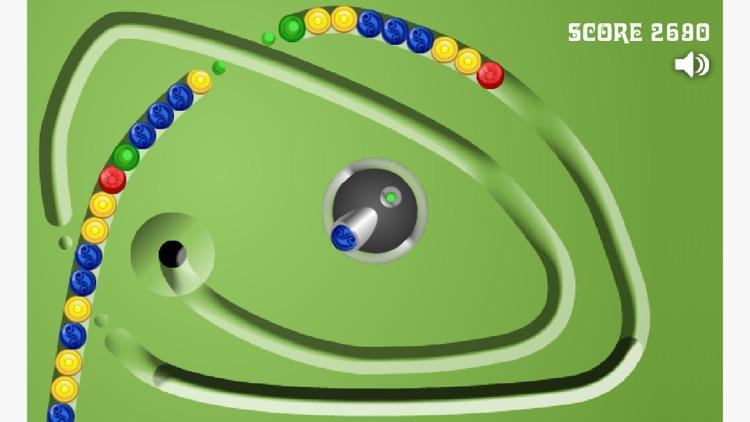 Marble Lines - Balls Explosion screenshot-3