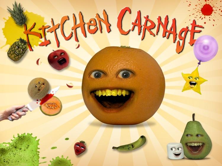 Annoying Orange: Kitchen Carnage HD