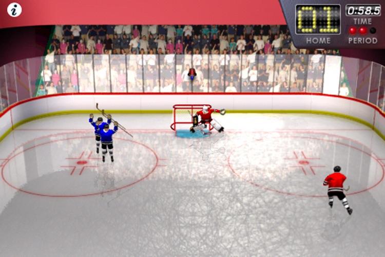 Slapshot Frenzy™ Ice Hockey screenshot-3