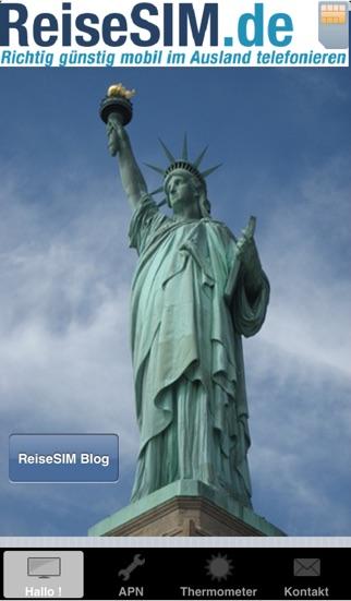 ReiseSIM.deScreenshot von 1