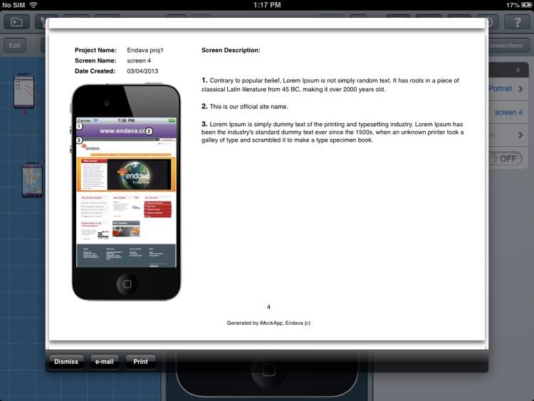 iMockApp screenshot-4
