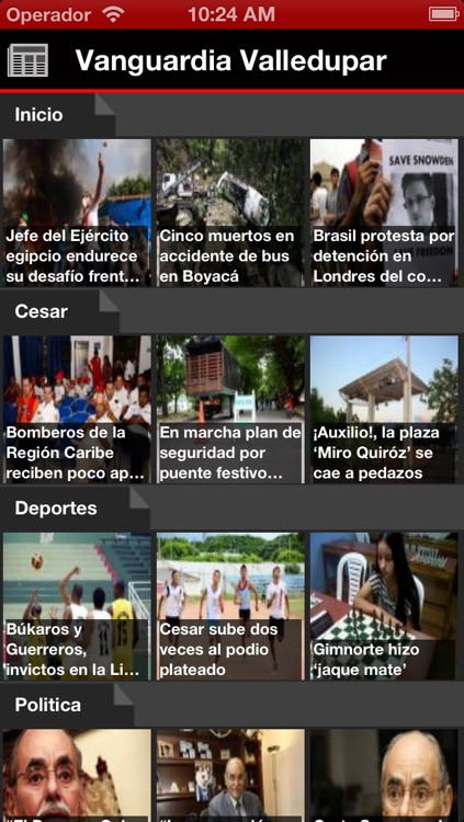 Periódicos Colombianos - Colombia Newspapers by sunflowerapps