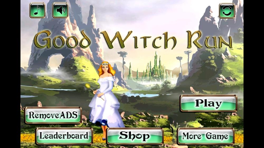 Good Witch Run : Oz Edition Cheat Codes