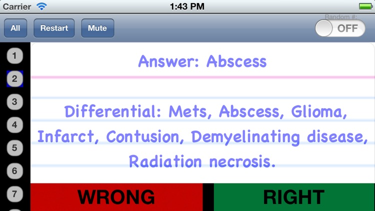 Neuroradiology Flashcards screenshot-3
