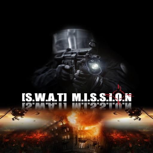[S.W.A.T] M.I.S.S.I.O.N - Modern World War Shooter of Combat Duty, Commando Survivor