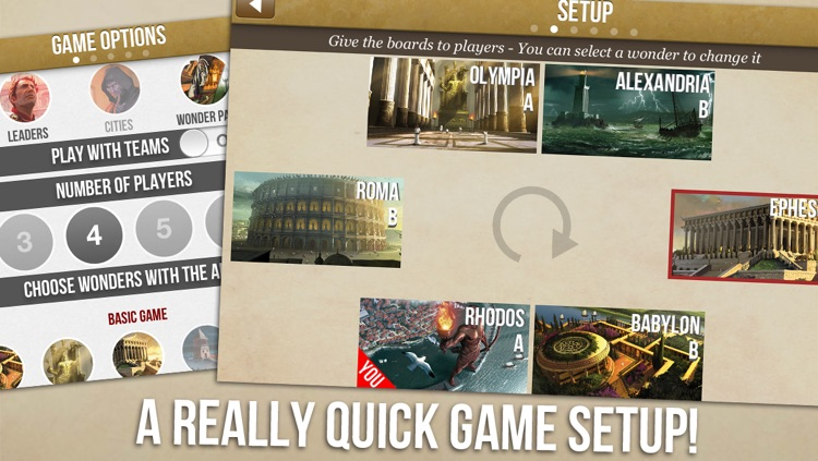 7 Wonders Companion screenshot-3