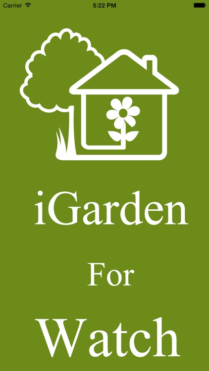 iGarden For Watch