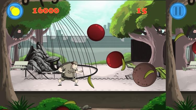 Ape Escape Dodgeball FREE - A Monkey vs. Zookeeper Battle Game