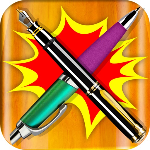 Pen Fight: Clash of The Mighty