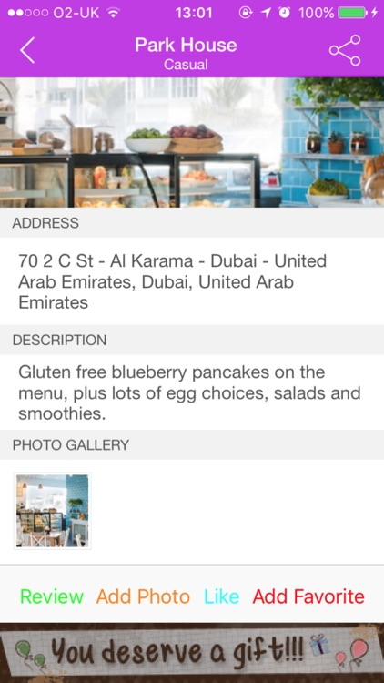 Gluten Free Dubai screenshot-3
