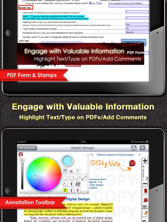 Annotate PDF for iPad screenshot-4