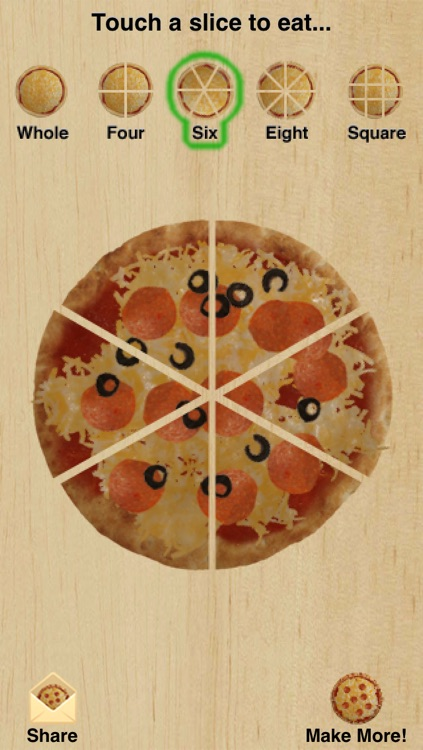 More Pizza!