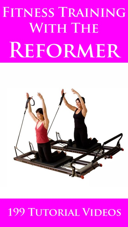 Fitness Training With The Reformer