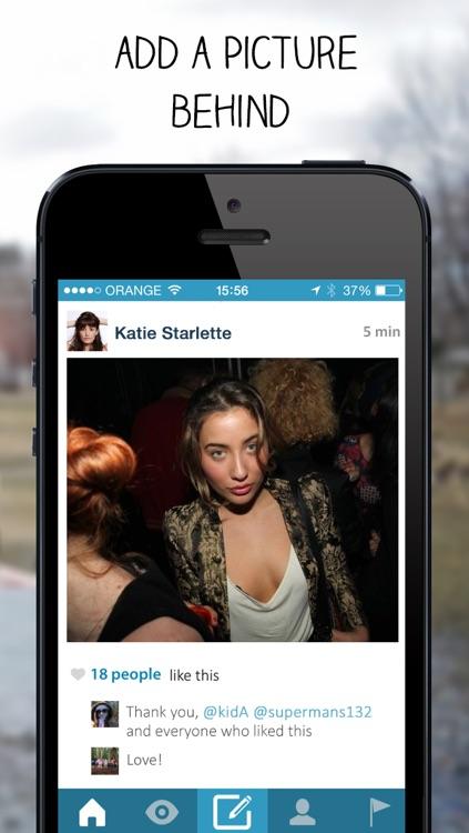 Ku - creative social network screenshot-3