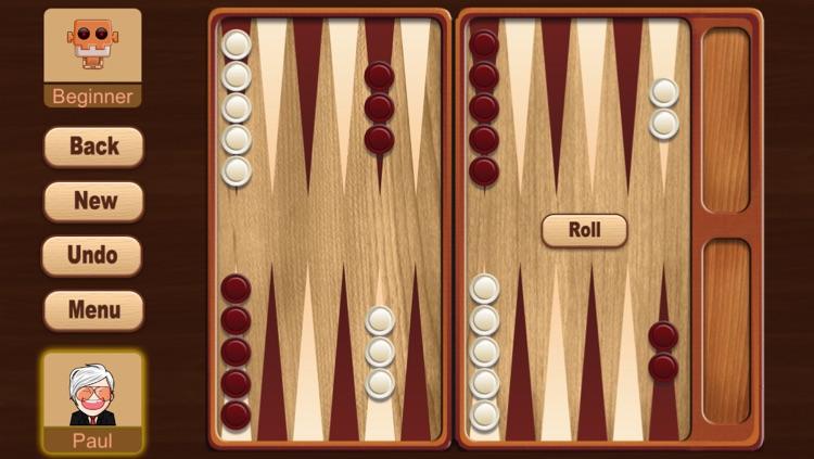 Backgammon - Board Game Club