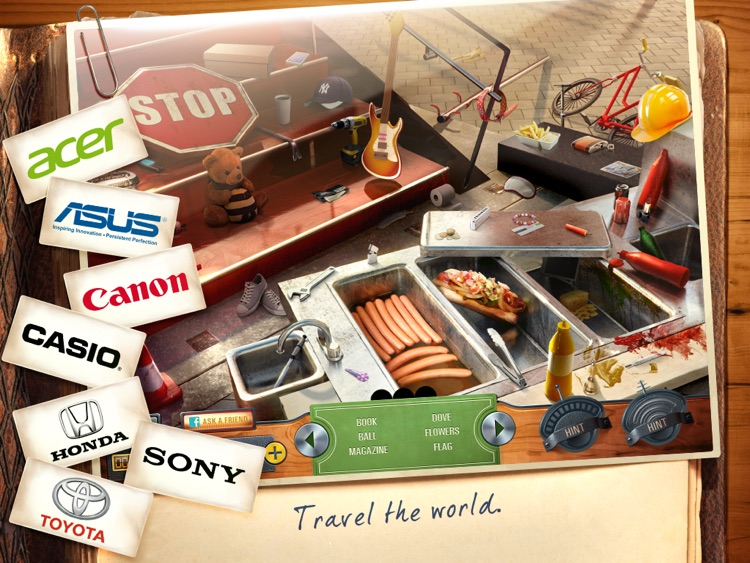 Brandmania: Hidden Objects HD screenshot-3