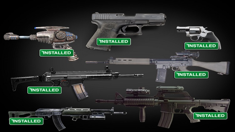 Firearms War Z screenshot-3