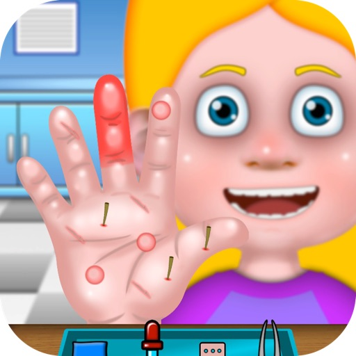 Hand Doctor For Kids icon