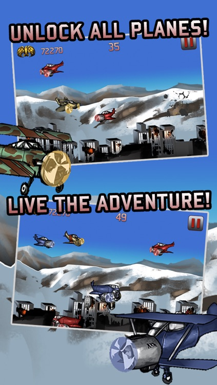 Jet Fighter Hero Aces of Modern World War 2 Air Combat screenshot-3