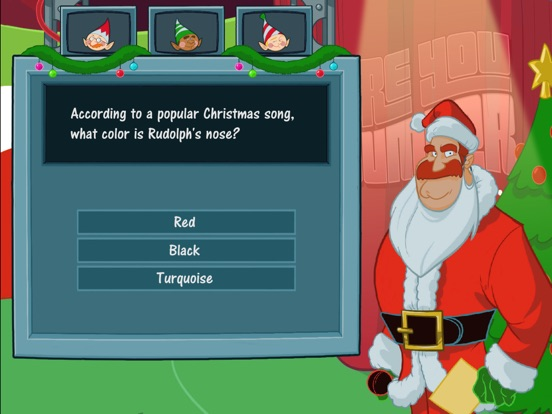 Are You Dumber Than - Xmas Edition-ipad-2