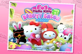 Hello Kitty Beauty Salon Seasons screenshot one