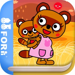 Tanuki pup (FREE) - Jajajajan Kids Song series