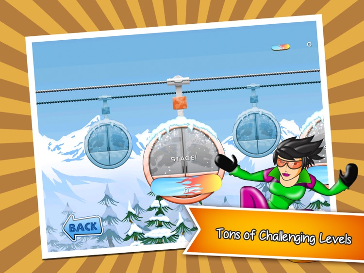 Downhill snowboard unblocked games