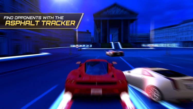 Asphalt 7: Heat screenshot-4
