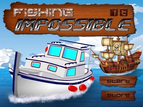 Fishing Impossible на iPad