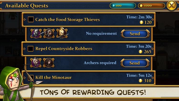 Castle Champions screenshot-3