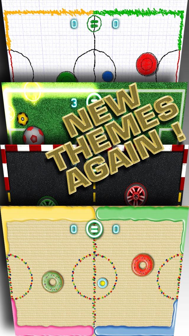 Glow Hockey 2Screenshot von 3