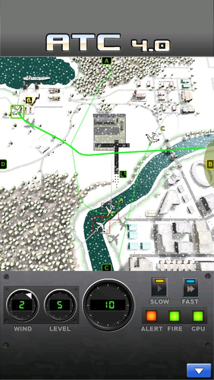 Air Traffic Controller 4.0 Lite - The free ATC pocket airplane simulator Game