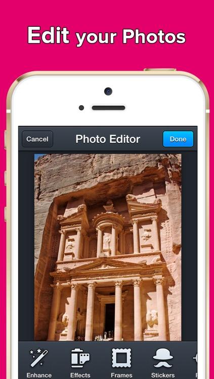 Kollage - Custom Collage & Pic Frame & Caption Editor screenshot-3