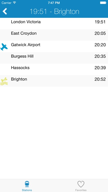 Train On Time UK screenshot-3