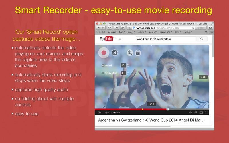 Smart Recorder Screenshot