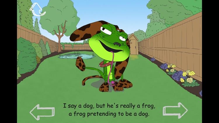 Mr Frog the Neighbours Dog screenshot-4
