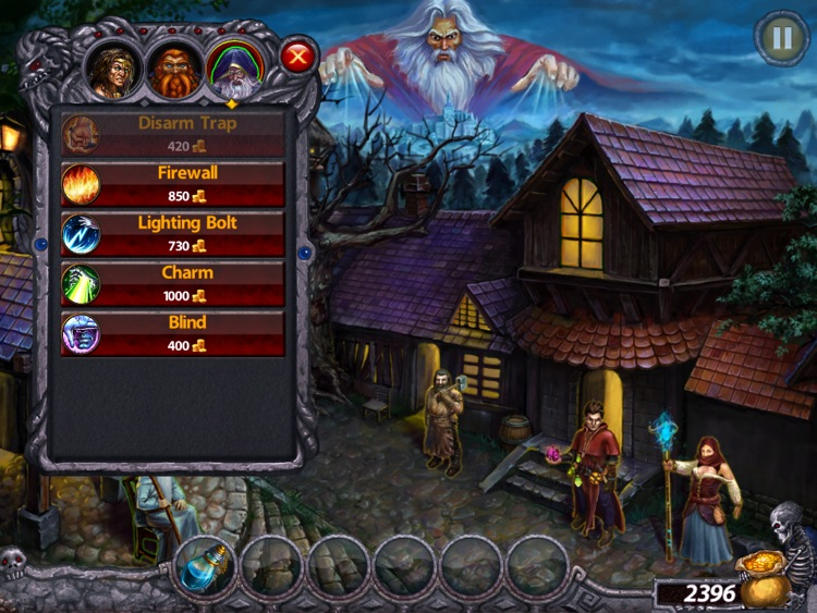 Dark Quest HD screenshot-4
