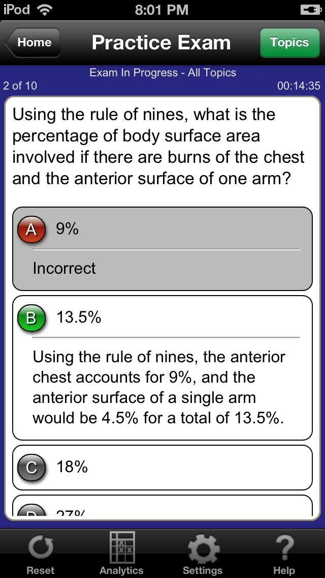 Barrons Emt Exam Review Practice Questions And Flash Cards App