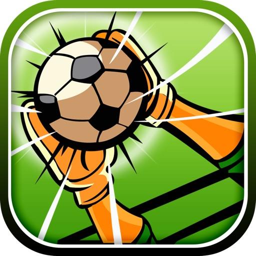 Flick Soccer Hero Brazil Cup 2014 - Football Team Saver Mania