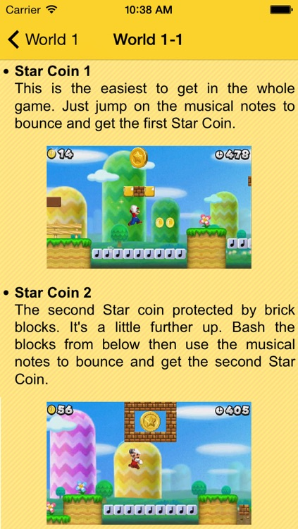 Guide for New Super Mario Bros. 2