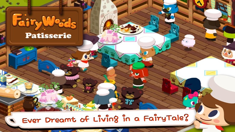 FairyWoods' Patisserie screenshot-0