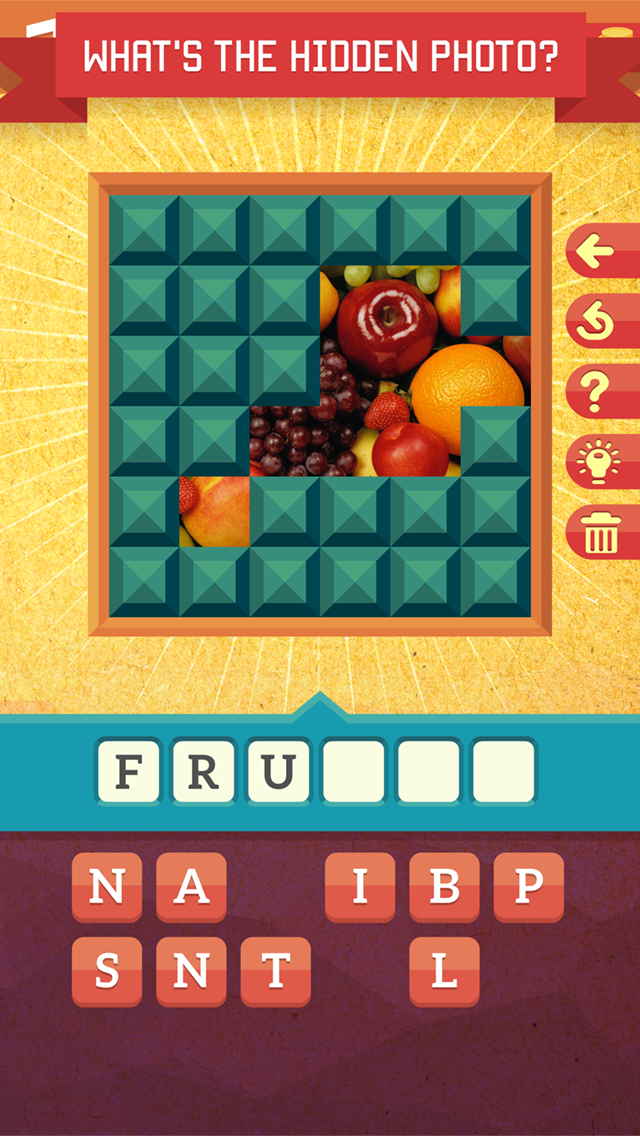 Photo Quiz Mania - Guess the Word! What's that Pic Game? screenshot two