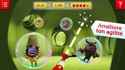 SamSam Mission Héros Cosmique : 9 jeux d'aventure éducatifs pour enfants.