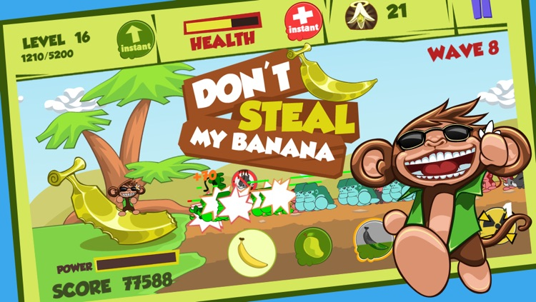 Don't Steal My Banana