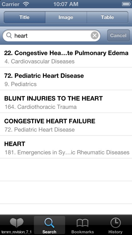 Tintinalli's Emergency Medicine Manual, 7th Edition screenshot-3