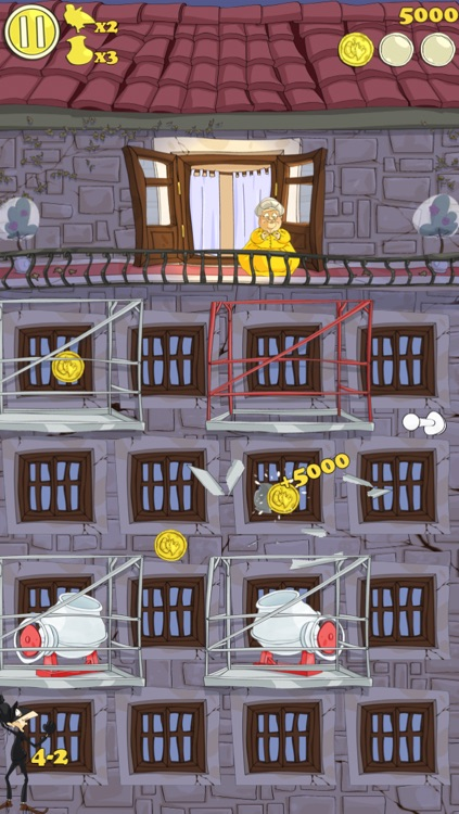 Granny and the Thief FREE screenshot-3
