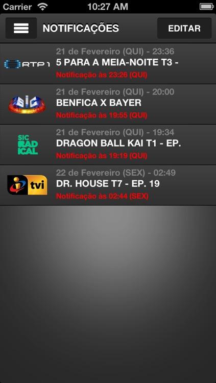 GUIA TV screenshot-4