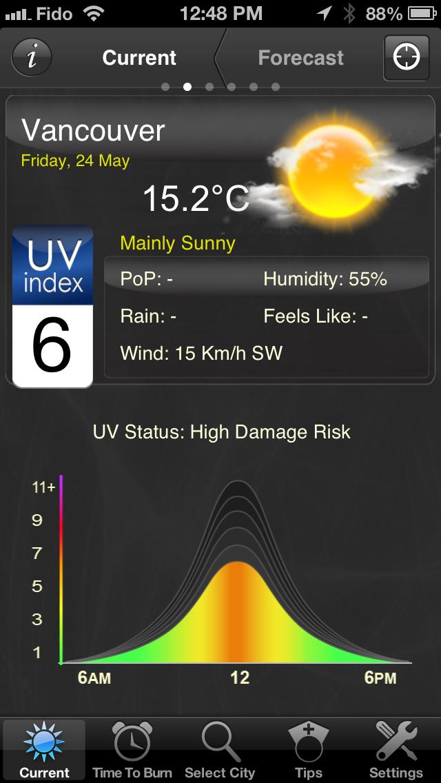 UV Canadaのおすすめ画像1