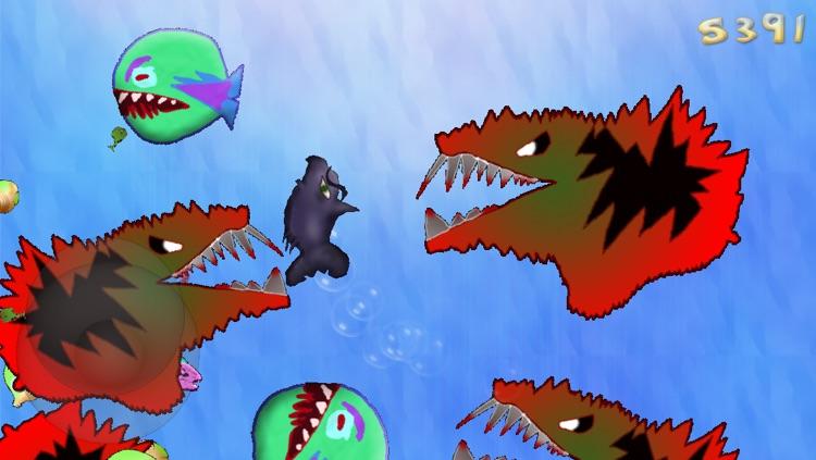 Hungry Fish Free screenshot-4