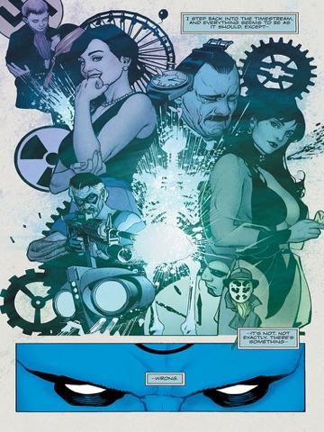 Before Watchmen Dr Manhattan 4 By J Michael Straczynski Adam